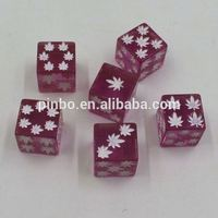 16mm Plastic Dice Mold