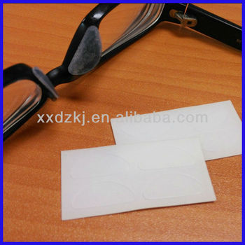 Adhesive Nose Pads For Sport Glasses For Plastic Frame Glass Or ...