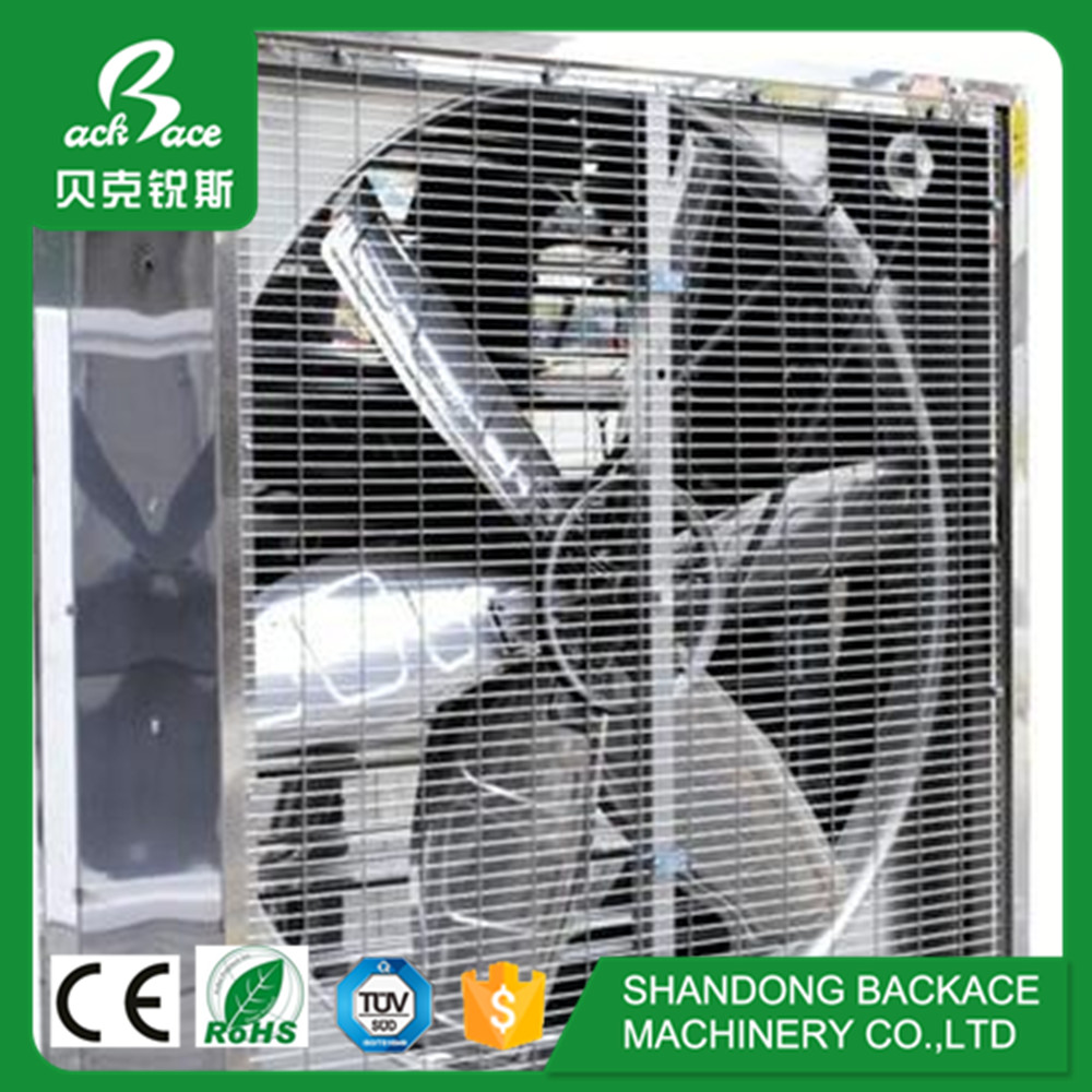 Industrial axial flow fans heavy hammer ventilation exhaust fan for greenhouse