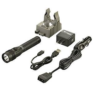 Streamlight Strion DS HL IEC Type A (120V/100V) AC/12V DC 1 Holder Flash Light