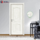 White contemporary front door designs french style entry internal wooden doors mdf melamine ecological door