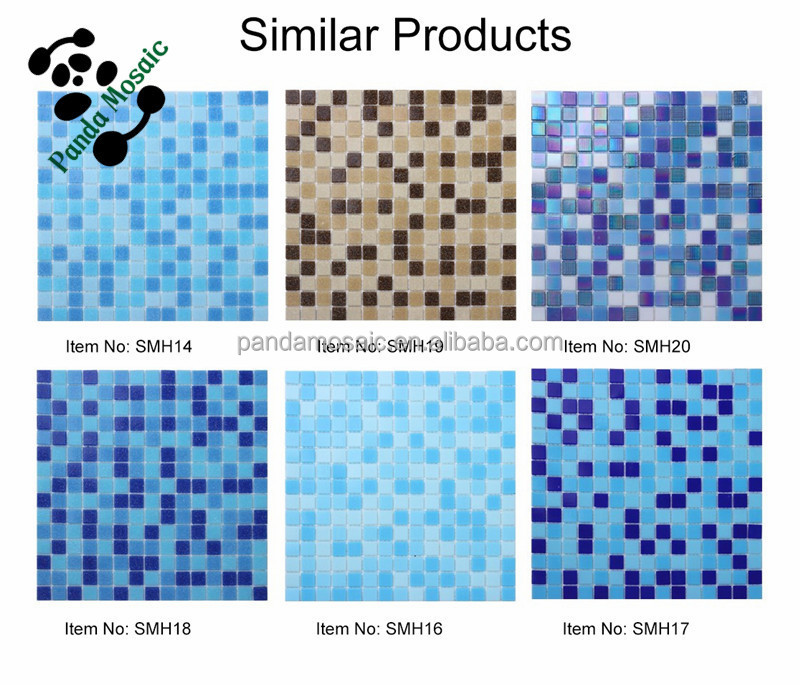 Cheap High Quality Square Corner China Pool Tile Prices Factory ...