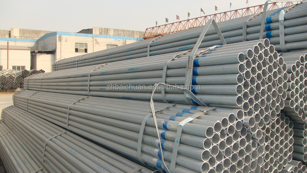 Q195 erw steel pipes specification