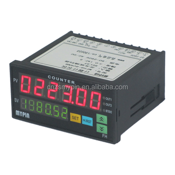 Yard and inches forward and reverse Cable meter counter cable length measurement
