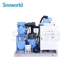 Snoworld China Famous Brand 5 Ton Ice Flake Machine for Fish