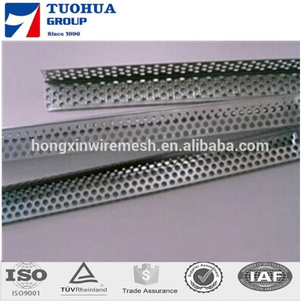 metal corner bead for concrete plastering corner bead