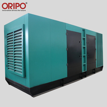 Hot sale cheap soundproof Heavy Duty used diesel generator