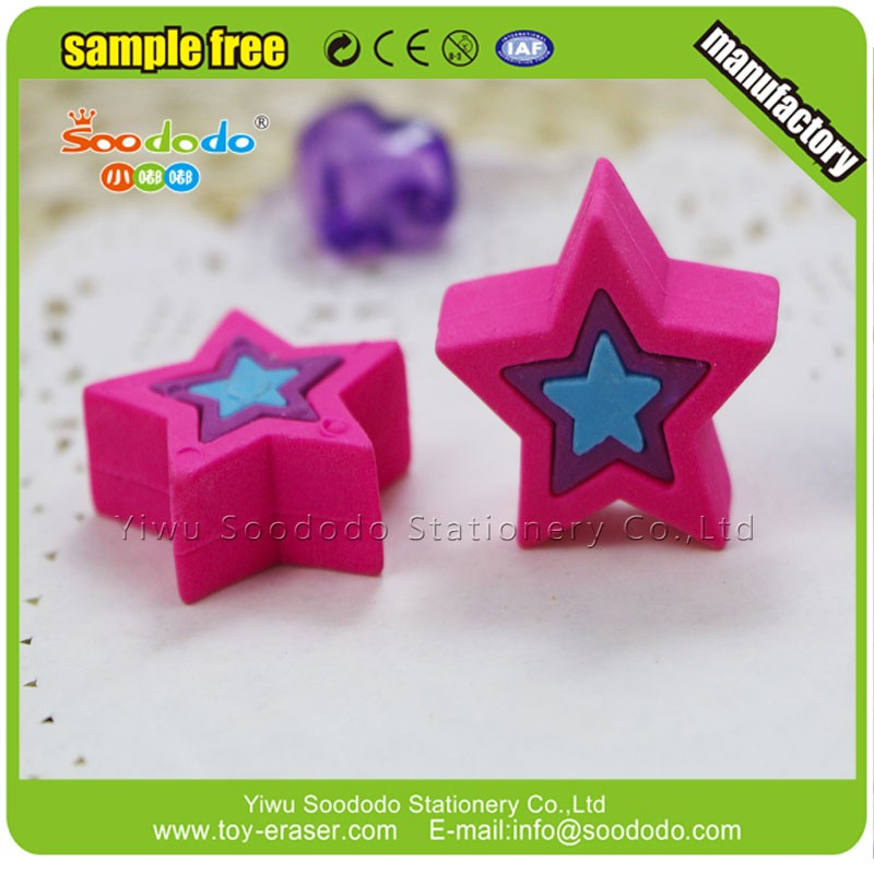 China Kids Make Up Puzzle Five-pointed Star Eraser - Buy Star Eraser,Puzzle  Eraser,Kids Eraser Product on Alibaba com