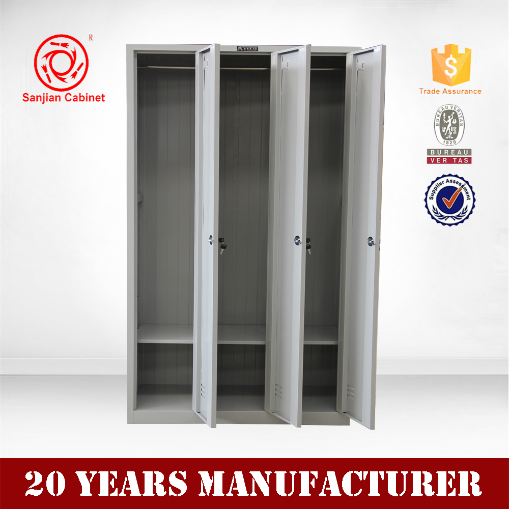 3 door wardrobe home design imports furniture stainless steel wardrobe cabinet buy steel Home design imports furniture