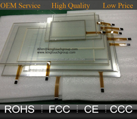 19 inch (4:3) 4 Wire Resistive Touch Screen, 4 wire resistive touch panel kit with USB Controller