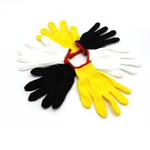 Safety cotton white work glove With Great Low Price