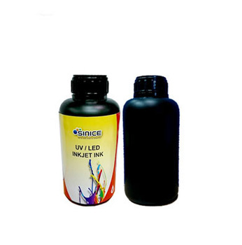 8 Colors with UV Varnish & UV-LED Digital Inkjet Ink Hard and Flexible Printing