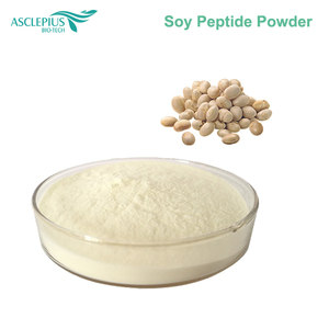 High Quality Soy Extract Soy Hydrolyzed Peptides/Soya Peptides Powder