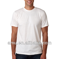 Cheap Wholesale white t-shirts Mens plain tshirt 2014