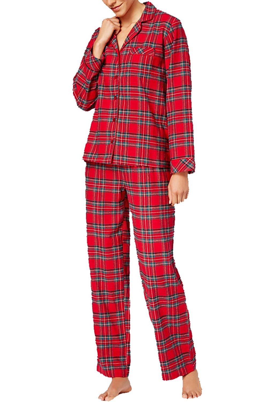 77c37e487e4a Cheap Red Plaid Baby Pajamas