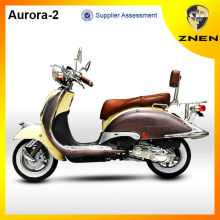 Aurora IV --ZNEN The Most Popular Classic and Retro Scooter 50CC with EEC EPA DOT
