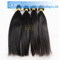 Noble quality Raw virgin human and synthetic blend hair,mother teresa hair exports