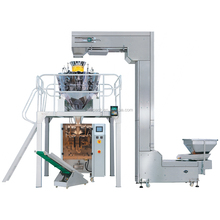 stand up gusset bag banana chips /food packaging machinery price