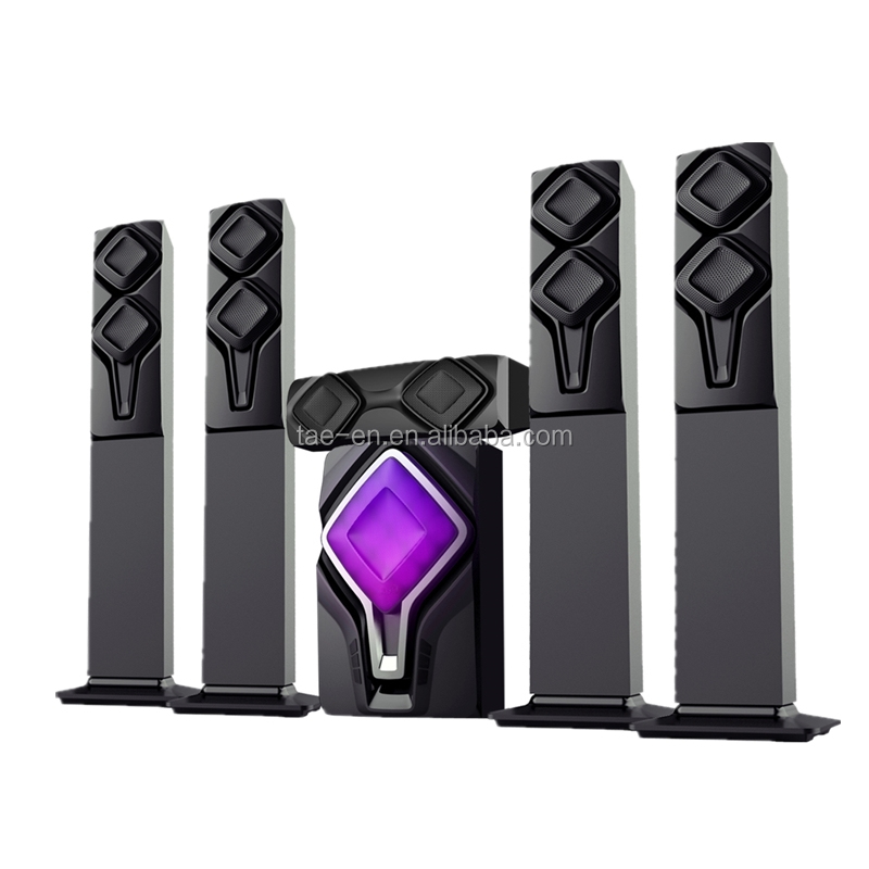 TK-821 2.1 3.1 5.1 Home Theater System 2.1 speakers With BT/FM/USB/MP3/SD/remote control