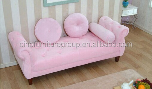 Made From Sinofur Best Sale Pink Sofa Bed - Buy Pink Sofa Bed,Modern ...