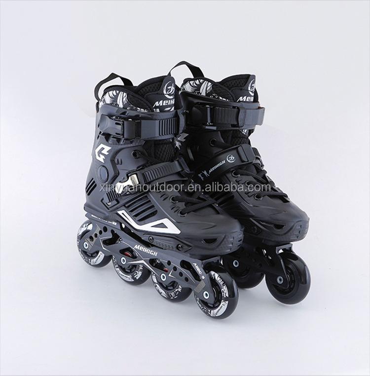 Orang dewasa pria Profesional Sepatu Roda Inline Skate Sepatu Gaya Bebas Skating  Sepatu Luar af22747189