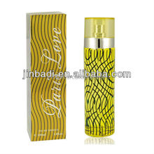 Wholesale the new design brand smart collection spray perfume 100ml/3.4FL.oz bottles glass