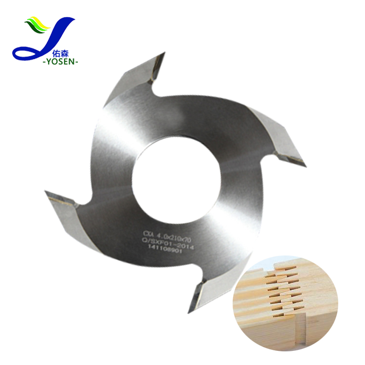 China woodworking profile cutter finger joint cutter for wood