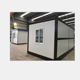 New Zealand/Canada/Australia standard folding house in india with foldable flat pack