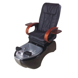 Salon furniture massage system pedicure chair base