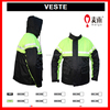 motorcycle racing rain suits 190t nylon rainsuit of motorcycle