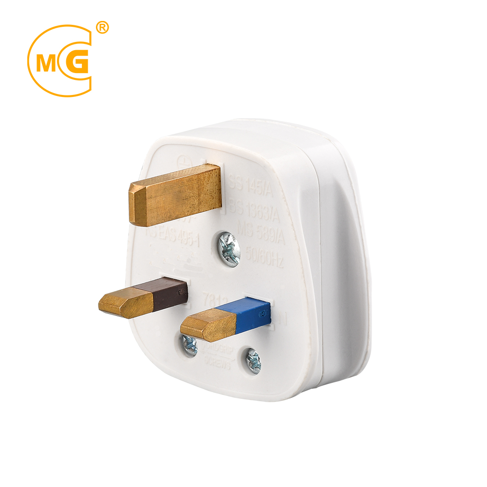 UK standard 220v electrical 3 pin 13amp 3pin <strong>plug</strong>