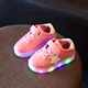 Children Baby Luminous Shoes Boys Girls Light Up Colorful Glowing Sneakers led shoes