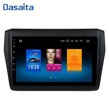 Dasaita Android 8 0 Car Radio For Suzuki Swift 2018 Gps Navigation Stereo  Multimedia System 9 Inch Ips Screen Dvd Player Camera - Buy For Suzuki  Swift