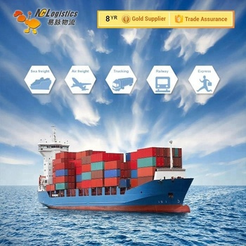 Sea Freight from China to Jeddah Dammam Saudi Arabia