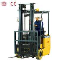 CPD20S 2 Ton Mini Three Wheel Electric Truck Forklift