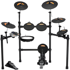 DM-4S Hot Sale professional NUX electronic Drum Set With Stand Cymbal Musical Instruments