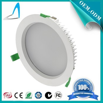 35w Led Down Light Ww/nw/cw Cct Adjustable 35w Led Fixture With Ce ...