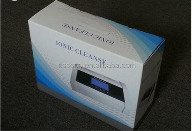 2014 Pro Ion Detox Foot Spa Bath Aqua Ion Chi Cleanse Ssch-d01 ...