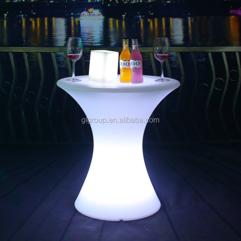 Glow Furniture glowing bar table, glowing bar table suppliers and manufacturers