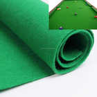 Top selling cheap non woven felt manufacturer supply durable pool table felt fabric