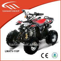 110cc four stroke farm atv /four wheel bike withCE/EPA LMATV-110P epa quad atv