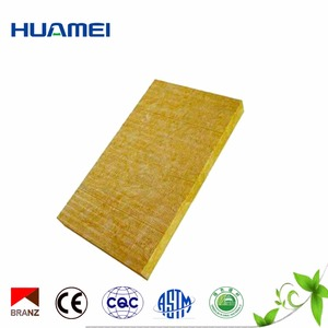 Rock wool insulation board roof and wall insulation