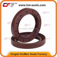 Select Size ID 42 - 60mm TC Double Lip Rubber Rotary Shaft Oil Seal with Spring