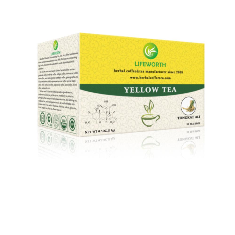 Lifeworth male enhancement powder tongkat ali yellow tea - 4uTea | 4uTea.com