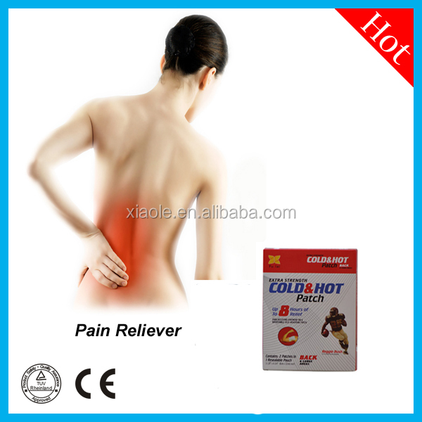 Competitive Price With CE FDA Capsaicin Pain Relief Patch