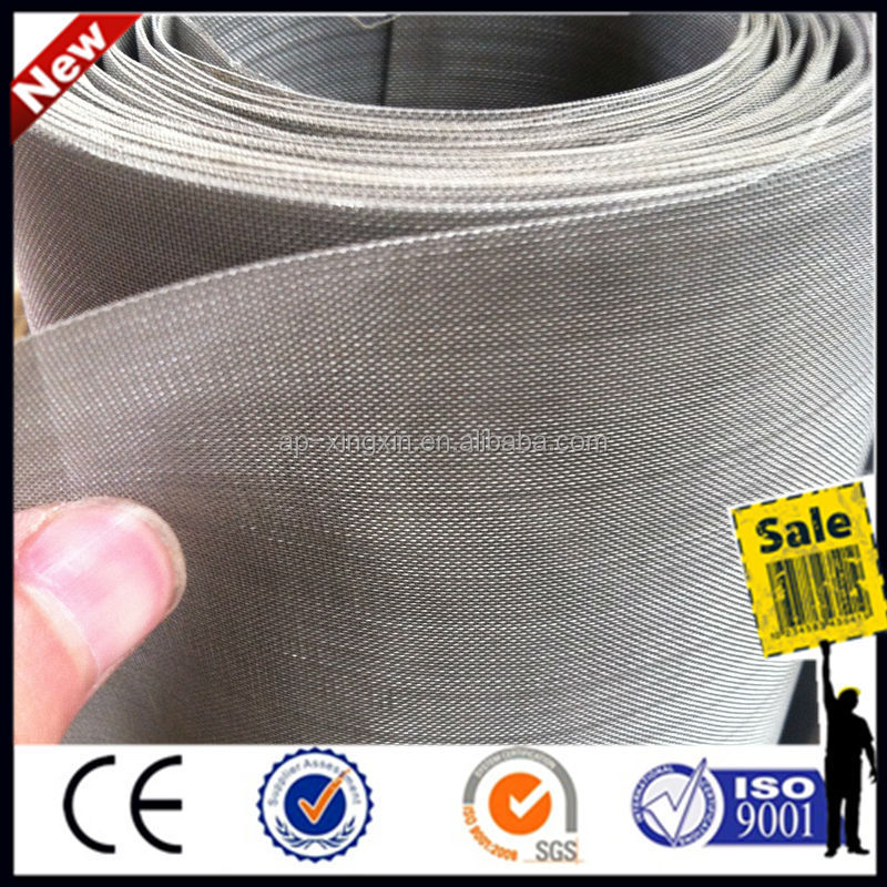 Anti-rust home depot wire mesh, 304 316 304L 316L material type woven wire mesh for filter cloth (PC - 001)