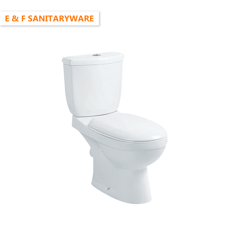 Quiet Flush Wall Hung Toilet Bowl