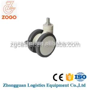 zogo 1545-82G 5 inch medical caster supplier in china