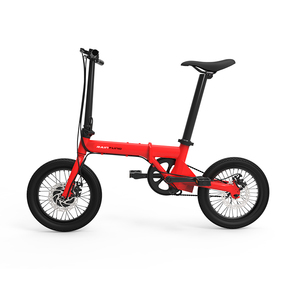 Simple Design Green Power Foldable Bicycle E-Bike