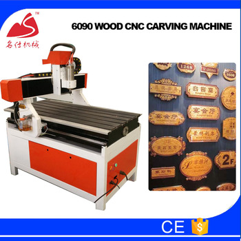 Hot Sale China Supplier Wood 4axis Cnc Router Cnc Machine Wood ...